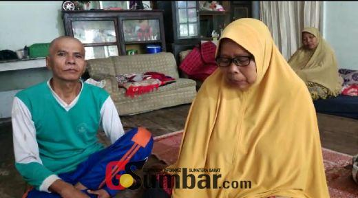 Keluarga Petugas KPPS Biaro Agam yang Meninggal Usai Pemilu Mengaku Ikhlaskan Kepergian Anaknya