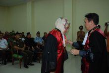 Dyah Sutji Imam Dilantik jadi Wakil Ketua PN Padang Panjang