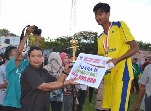 SMAN 5 dan MTsN Model Rajai LPI Kota Padang 2016