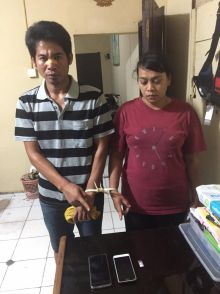 Lagi, Sepasang Pengedar Narkoba Diringkus Polisi di Baso Agam