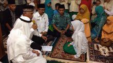 Mengharukan, Walikota Padang Islamkan Dua Murid Sekolah Dasar