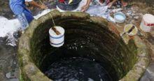 Astaghfirullah... Siapalah yang Tega Buang Mayat Bayi dalam Sumur Musala Al Jadid, Tabing Ini