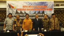 Minangkabau World Foundation Bertekad Bangun Kampung Halaman