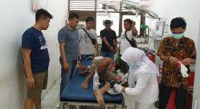 Polres Dharmasraya Tangkap Dua Pencuri Sepeda Motor, Satu Orang Ditembak