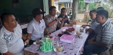 Cegah Karhutla, Kapolsek Pulau Punjung Langsung Turun ke Masyarakat untuk Sosialisasi