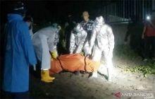 Warga Pariaman Digegerkan dengan Penemuan Mayat di Pantai Cermin, Evakuasi Terapkan Protokol Covid-19