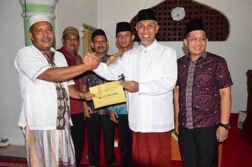 Walikota Padang Intensifkan Komunikasi dengan Warga Lewat Safari Ramadhan