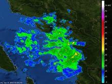 BMKG Peringatkan, Potensi Hujan Lebat dan Angin Kencang di Pesisir Selatan dan Solok, Siang Ini