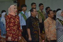 Isi Ramadan, Forum Duta Genre Kota Padang Panjang Adakan Kegiatan Sanggar Anak Sholeh