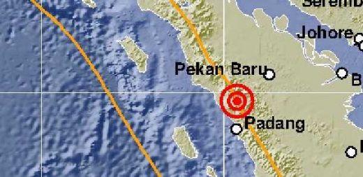 Bukittinggi dan Padangpanjang Diguncang Gempa 4,0 SR, Warga Berhamburan ke Luar Rumah