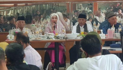 Hari Ini, Poros Basamo Deklarasikan Yemmelia - Sadri MK Maju di Pilkada Bukittinggi