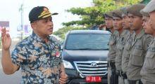 Diduga Mesum, 2 ABG Ditangkap Warga dan Diserahkan ke Satpol PP Kota Padang