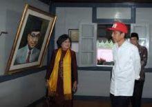 Dari Rumah Kelahiran Bung Hatta, Jokowi Serukan Reformasi Total Koperasi
