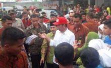 Mampir di Sate Mak Syukur Padang Panjang, Jokowi Tak Ikut Makan karena Sedang Puasa Sunnah