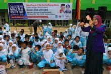 Pelajar SDI-RJ Payakumbuh Canangkan 21 HSG-PM