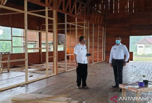 Pemkab Mentawai Aktifkan Homestay untuk Isolasi Warga