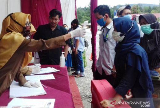 Sudah 6.195 Perantau yang Pulang ke Kabupaten Solok