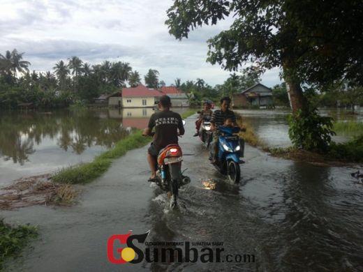 Atasi Banjir, Padang Rencanakan Bangun 27 Lokasi Penampung Air