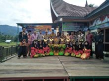 Lestarikan Seni Budaya Minangkabau, Nagari Aia Manggih Lubuk Sikaping Ini Gelar Festival Randai