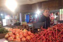 Pedagang Pasar Raya Solok Keluhkan Daya Beli Masyarakat Rendah