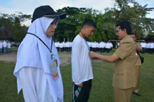 283 Siswa Baru SMAN 1 Padang Panjang Jalani MPLS
