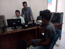 Lakukan Patroli, Polres Dharmasraya Amankan Pemuda Bawa Ganja