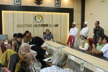 Galang Sumbangan di Masjid, Tiga Orang WNA Asal Pakistan Ini Ditahan di Keimigrasian Agam