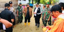Solok Dilanda Banjir, Ribuan Warga Terdampak, 63 KK Mengungsi