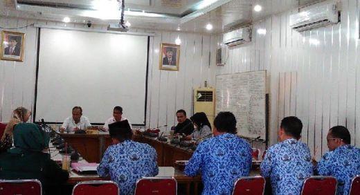 Komisi III DPRD Padang: Drainase Pasar Raya Masih Bermasalah