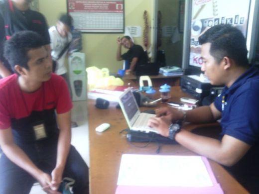 Wartawan Padang TV Dipukuli Kepala Pengamanan Rutan Painan