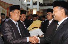 Mantan Pimpinan DPRD Pasbar Edri Syahrinal Tunjukan Jiwa Ksatria