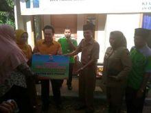 Baznas dan UPI Bedah Tiga Rumah di Kuranji Kota Padang