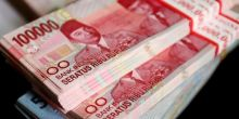 ASN Pemko Padang Kena OTT Satgas Saber Pungli di Depan Balai Kota