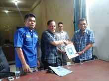 Sukses Sebagai Sekda Dharmasraya, Benny Muchtar Diminta Pulang Kampung