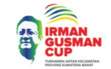 Inilah 18 Tim Kecamatan Peserta Final Round Turnamen Sepakbola Irman Gusman Cup 2016