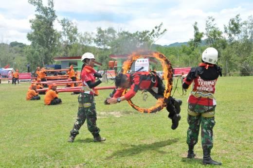 Jambore Pengurangan Resiko Bencana di Sawahlunto, Wagub: Sumbar Rawan Terhadap 12 Bencana