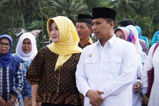 Ny. Maria Hendri Arnis Apresiasi Satpol PP Padang Panjang