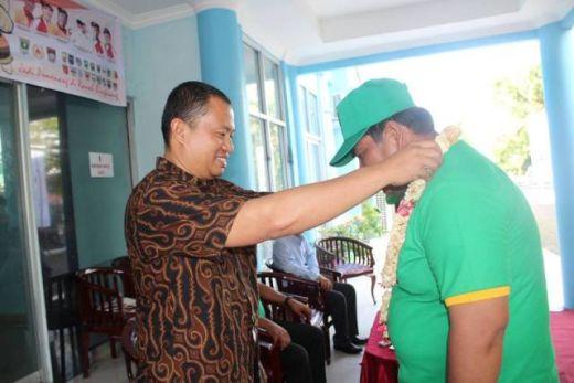 Porprov XIV Sumbar di Padang, Kontingen Kabupaten Padang Pariaman Optimis Raih Runner UP