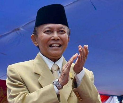 Ketua DPRD Padang Panjang Asril Kasuma Meninggal Dunia