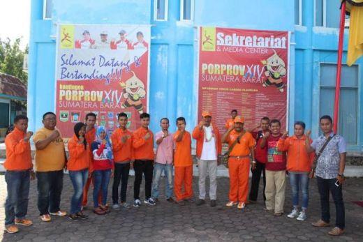 Solok Selatan Targetkan 10 Besar di Ajang Porprov XIV Sumbar di Padang