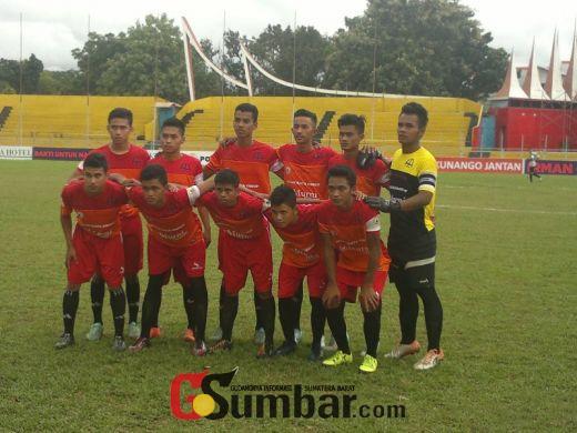 Kecamatan Koto VII Sijunjung Akhirnya Raih Juara III Turnamen Sepakbola Irman Gusman Cup 2016