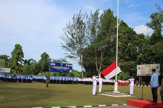 Bupati Mentawai Pimpin Upacara Harkitnas ke-110