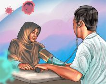 Tes Swab 29 Tenaga Kesehatan Solok Dinyatakan Negatif Covid-19