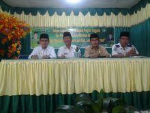 Bupati Gusmal Buka Lokakarya Pendidikan di MAN KotoBaru Solok