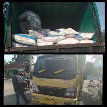 Anggota TNI Kodim 0304 Agam Gagalkan Upaya Penyelundupan 20 Ton Pupuk Bersubsidi di Canduang Agam