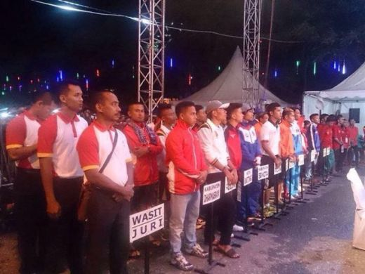 Porprov XIV Sumbar, Cabor Muay Thai Diapresiasi Walikota Padang