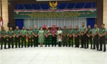 Tentara Inovatif, Pelda Rusiyadi Babinsa Kodim 0307/Tanah Datar Terima Penghargaan Kasad