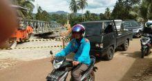 Jembatan Darurat Kedua di Kayu Tanam Selesai, Lalulintas Padang - Bukittinggi Makin Lancar