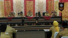 Pimpin Rapat Koordinasi SKPD, Wabup Solok: Mari Hilangkan Kubu-Kubuan