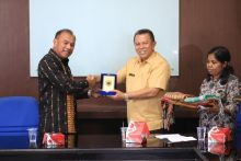 DPRD Timor Tengah Timba Ilmu ke Payakumbuh